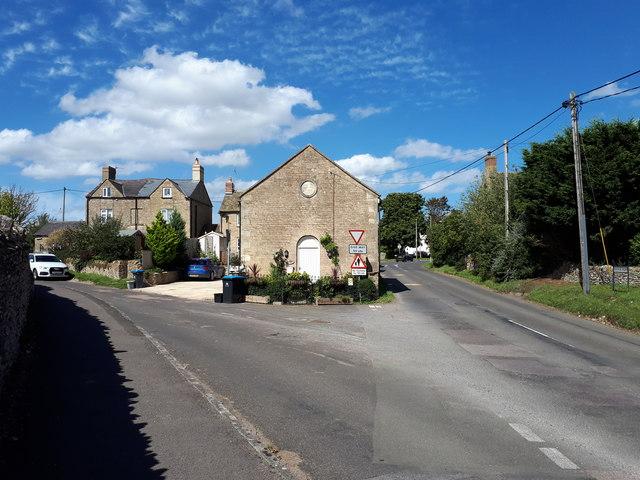 Primitive Methodist Chapel, Manor Road