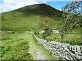 SJ1465 : Moel Arthur from Moel Llys y Coed by Eirian Evans