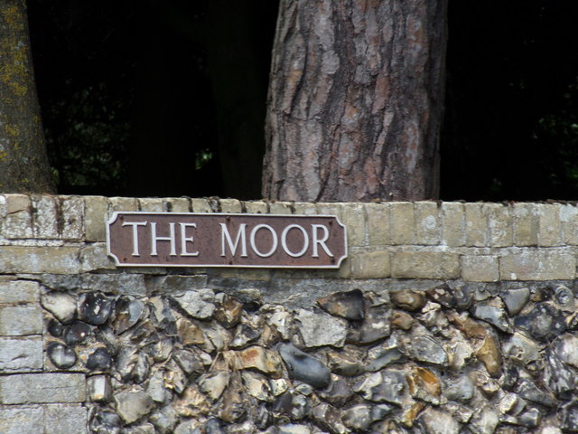 The Moor sign