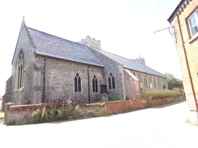 St. Mary's Church, Reepham