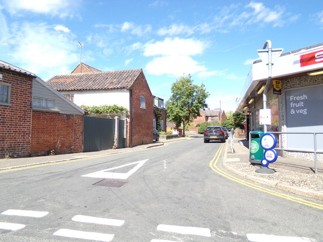 Ollands Road, Reepham