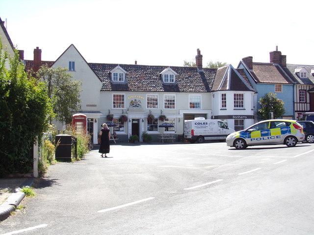 Kings Arms Public House, Reepham