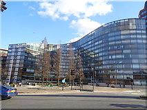 TQ3078 : Parliament View Apartments, Albert Embankment by Robin Sones