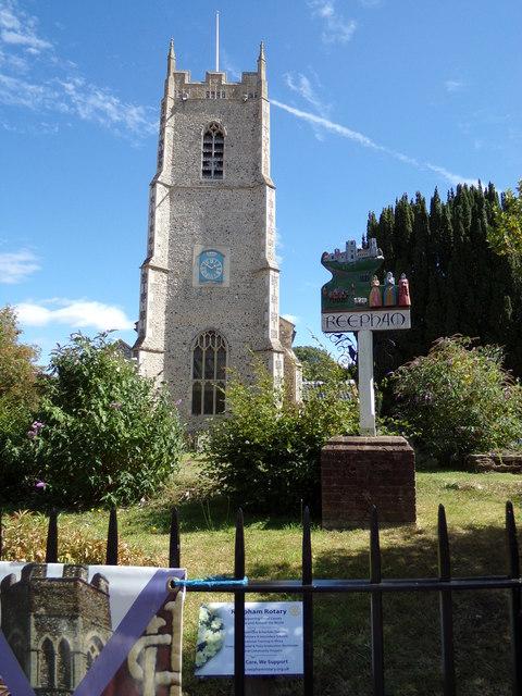 St. Michael's Church, Reepham