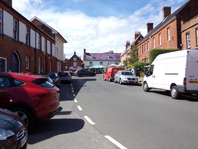 Church Hill, Reepham