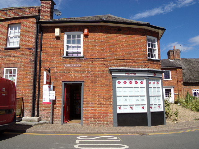 Reepham Post Office