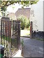 TG1022 : Path to St. Michael's Church by Geographer