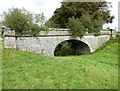 SD5186 : Sedgwick Hall Bridge by Adrian Taylor
