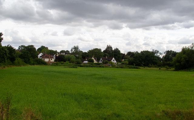 Field near Honeypot Lane, Brentwood