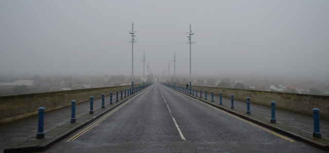 The Royal Tweed Bridge