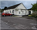 SO3700 : Usk Memorial Hall, Monmouthshire by Jaggery