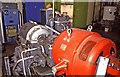 SP0483 : University of Birmingham - steam turbine by Chris Allen