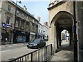 TF0645 : North Gate, Sleaford [B1518] by Christine Johnstone