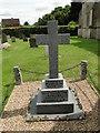 TL9585 : Bridgham War Memorial by Adrian S Pye