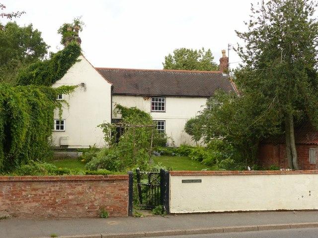 Candant Cottage, Upton