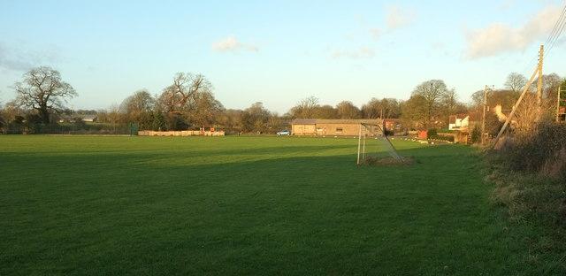 Sports Ground, Ston Easton