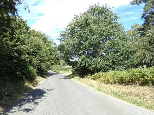 Station Road, Swannington