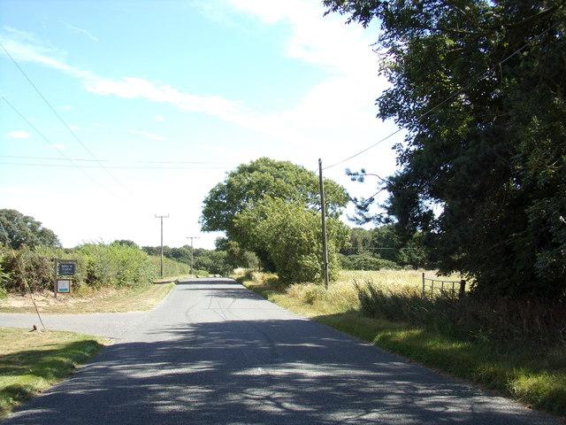 Reepham Road, Attlebridge