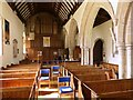 SK7354 : Church of Ss Peter and Paul, Upton by Alan Murray-Rust