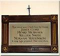 TG2702 : Framingham Earl WW1 War Memorial by Adrian S Pye