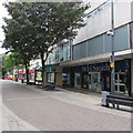 ST3188 : WH Smith, Commercial Street, Newport by Jaggery