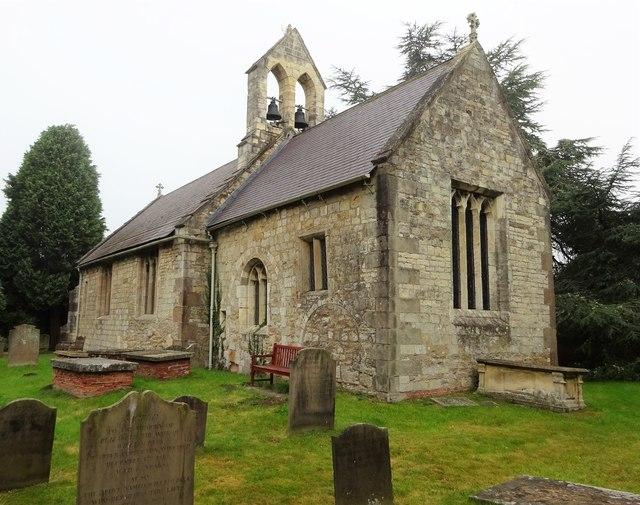 St Everilda's Church, Nether Poppleton