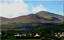 J3629 : The Northern Flank of the Mournes the day after Storm Francis by Eric Jones