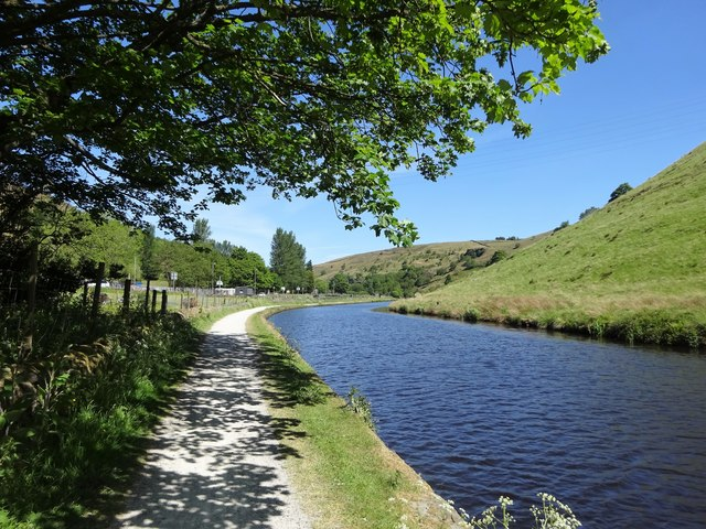Rochdale Canal, Summit Pound