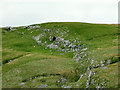 NY7804 : Long Crag from Birkett Knot by Stephen Craven