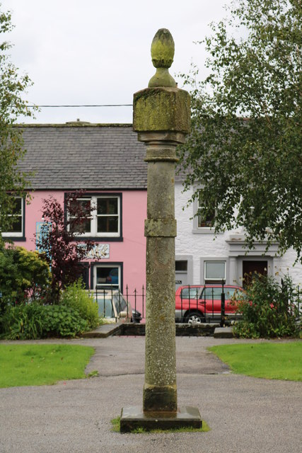 Old Mercat Cross, Wigtown