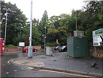 SO9096 : Penn Road Junction View by Gordon Griffiths