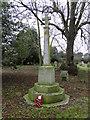 TM4098 : Norton Subcourse War Memorial by Adrian S Pye