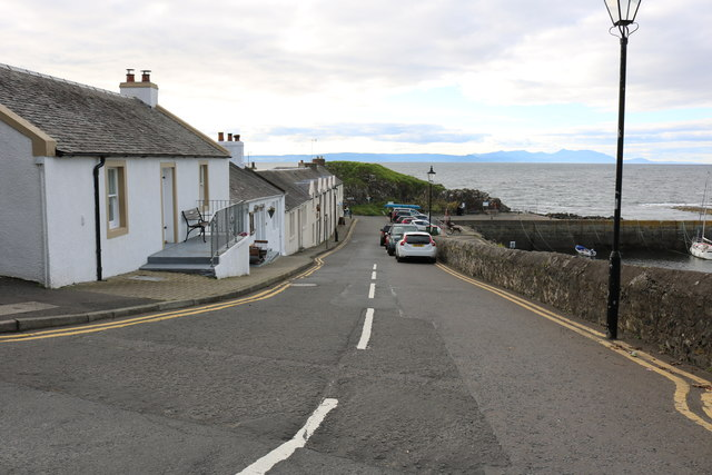 Harbour View, Dunure