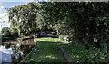 SJ9924 : Mile Marker 39-53, Hoo Mill Lock (No.23) Bridge No.76, T&M Canal by Brian Deegan