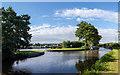 SJ9923 : Great Haywood Marina, Trent & Mersey by Brian Deegan