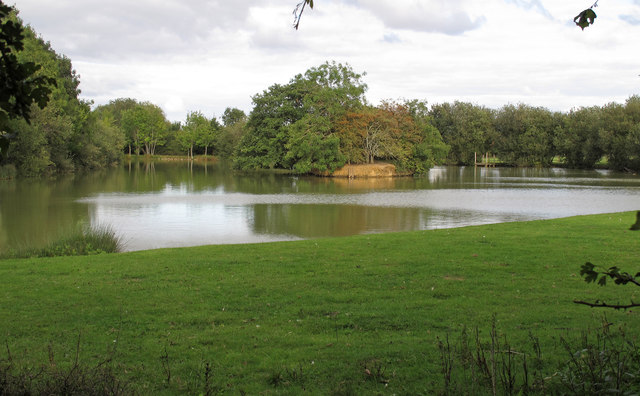 Water Body at Pilgrims Hatch