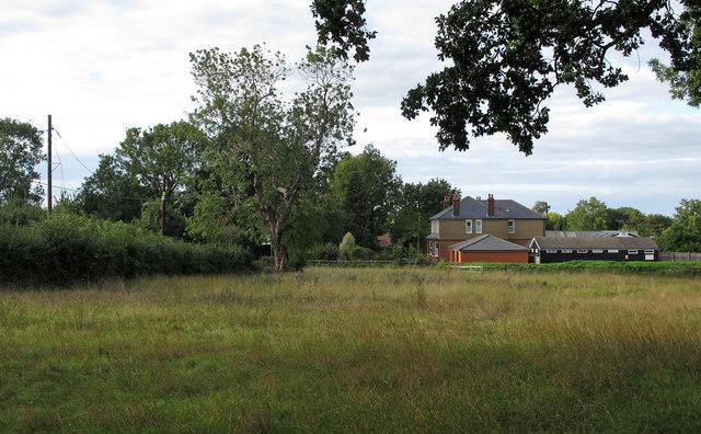 Small field, Pilgrims Hatch