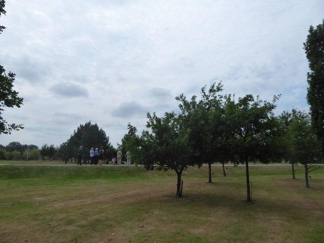 VJ Day at the National Memorial Arboretum (465)