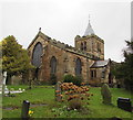 SJ3165 : St Deiniol's Church, Hawarden by Jaggery