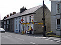 SN5167 : Llanon convenience store and Post Office by John Lucas