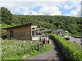 ST4455 : Cheddar Woods holiday park, near Cheddar by Malc McDonald