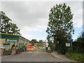 ST4553 : Strawberry Line path, Cheddar by Malc McDonald