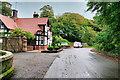 SD2271 : Manor Road, South Lodge by David Dixon