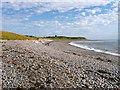 SD1769 : Pebbled Beach near Earnse Point by David Dixon