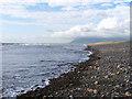 SD1670 : West Shore near North Scale by David Dixon