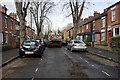 SP2865 : Street sweeping, Broad Street, Warwick by Robin Stott