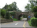 ST4157 : Former railway bridge, Winscombe by Malc McDonald