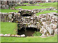 SD2171 : Culverted Watercourse at Furness Abbey by David Dixon