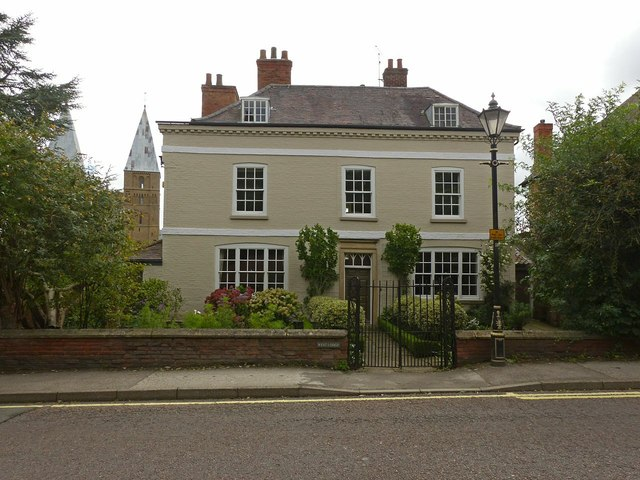 9 Westgate, Southwell – West Lodge