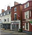 SK7053 : 17 Market Place, Southwell by Alan Murray-Rust